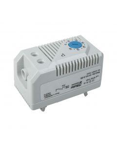 Klein-Thermostat mit Schließer 10A / 250VAC