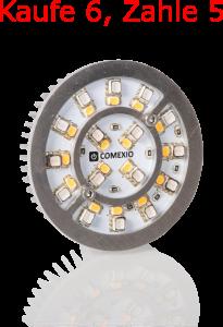 COMEXIO RGBW SPOT Spar-Paket