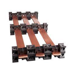 Sammelschienenhalter 3 Polig CU 30 x 5